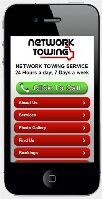 Our new mobile website